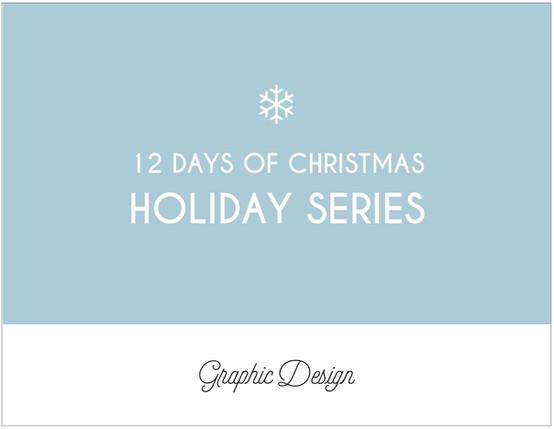 12 Days of Christmas Holiday Series