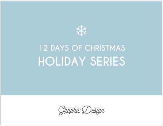 12 Days of Christmas Holiday Series