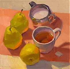 Pears for Tea 10x10.jpeg