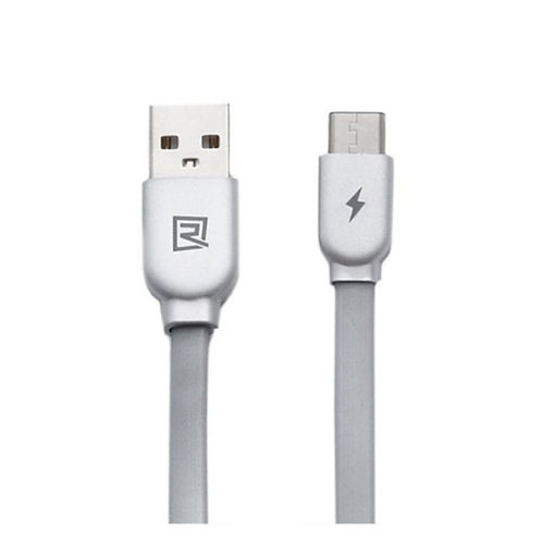 RC-047a USB to Type C Data Cable - 1M - Silver
