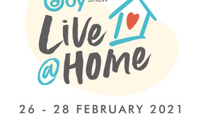 The Baby Show Live @ Home is Back with a Bang to Kick Start 2021!