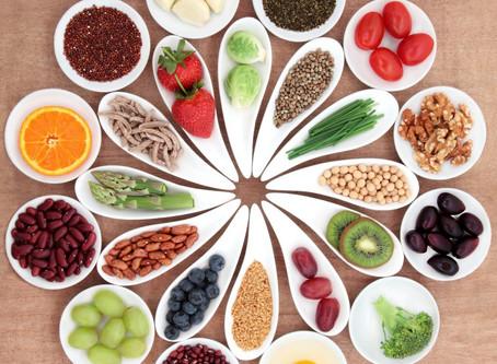 Dietoterapia Energética - Os 5 elementos