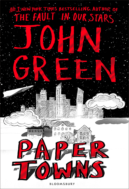 Paper Towns Hardback