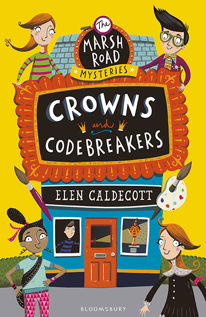 Crowns and Codebreakers
