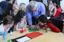 Armenian language school in Helsinki
