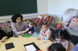 Armenian children in FInland