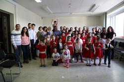 Armenian Children from Finland in Tallinn