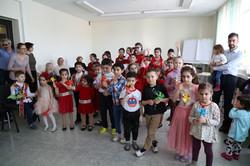 Armenian language school children in Tallinn