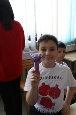 Suomi Armenia children