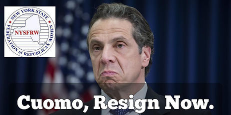 Cuomo Resign Impeach New York