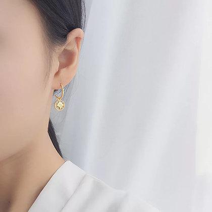 Mía multiposition earrings. Inoxidable