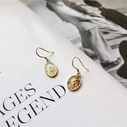 Inlove earrings. Inoxidable