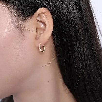 Xuh earrings. Inoxidable