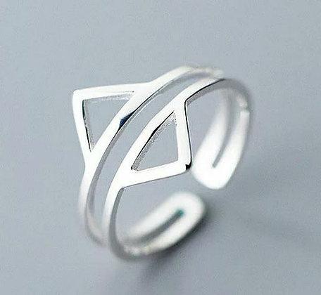 Yang ring. Inoxidable