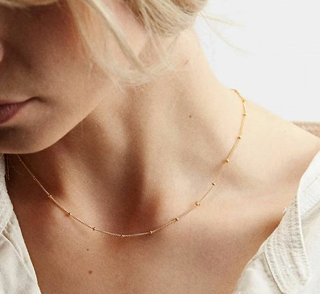 Aina necklace. Inoxidable