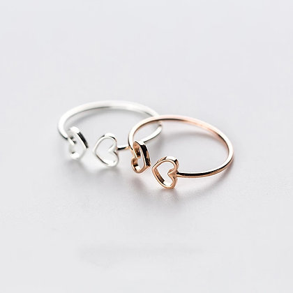 Single ring. Inoxidable