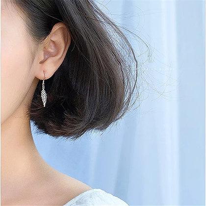 Qual earring. Inoxidable
