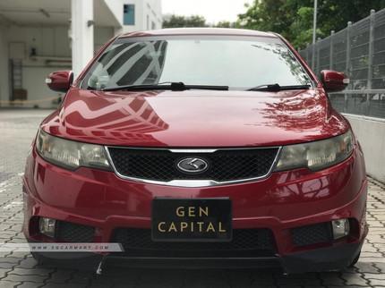 Kia Cerato Forte 1.6A SX (New 5-yr COE).