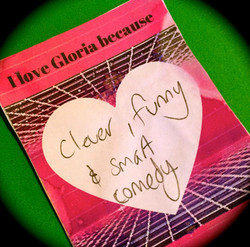 I love Gloria 001