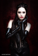 Gothic Magazine Cover