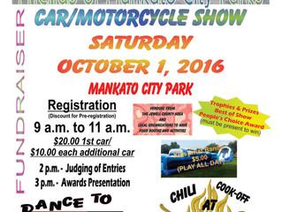 2nd Annual Friends of Mankato City Parks Car Show