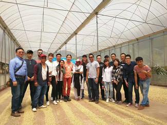 2016/2017 China Yunnan Coffee Farm Tour