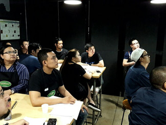 SCAA Campus Class in Indonesia