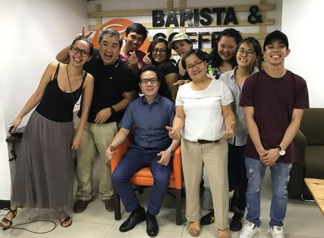 김길진 Q/R-Instructor Philippines Q-Robusta Grader Combo Examination