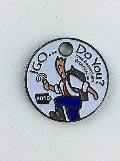2010 IGO Pathtag