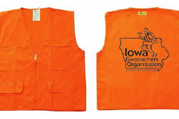 IGO Orange CITO Vest (2XL)