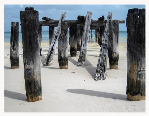Fraser Island Pier