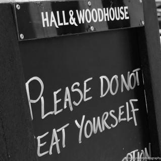 Hungry Work Warning