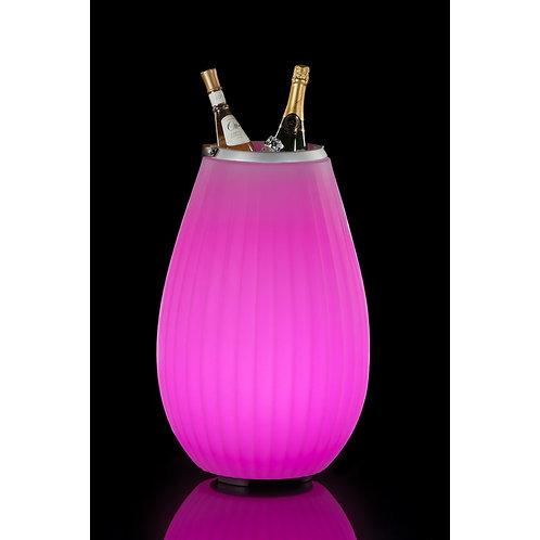 Joouly 65 Bluetooth Lautsprecher - LED Beleuchtung - Getränkekühler