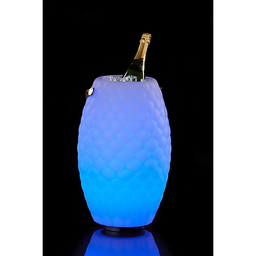 Joouly 50 LTD Bluetooth Lautsprecher - LED Beleuchtung - Getränkekühle