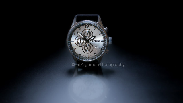 Product photography (watch)