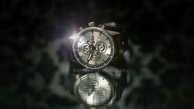 Lee Cooper model watch concept photography