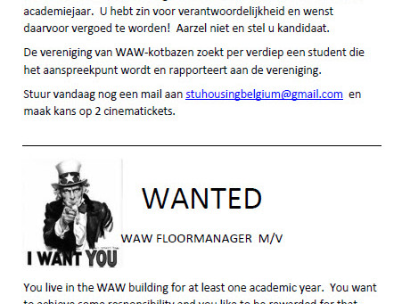 WAW FLOORMANAGER