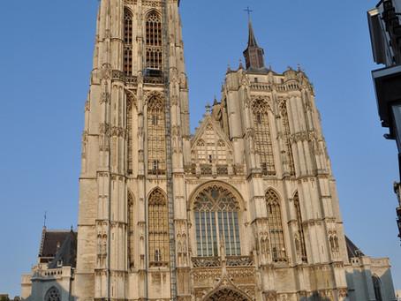 Saturday April 2nd - bike tour Antwerp