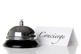New concierge