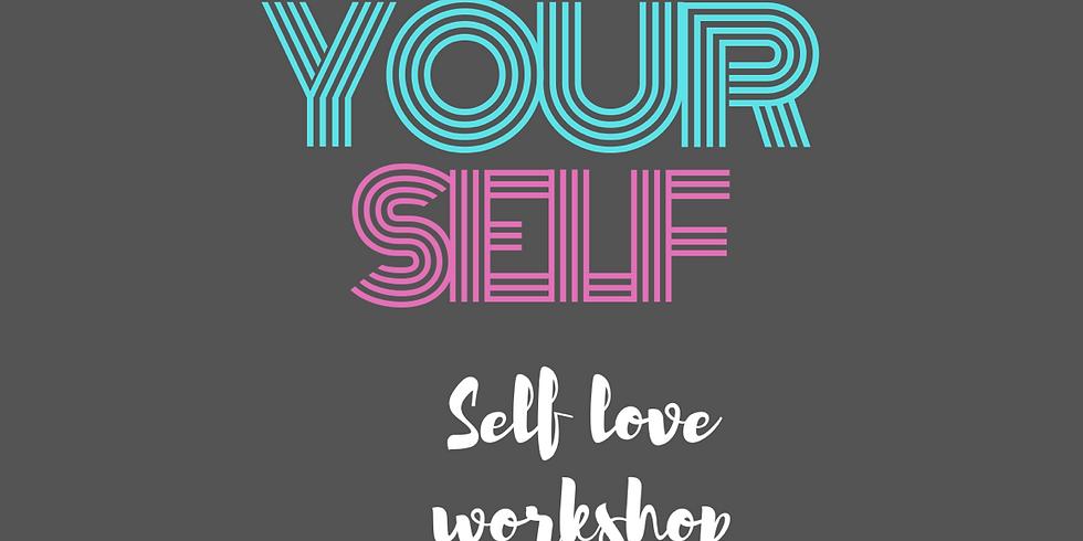 PGGTC WORKSHOP - self love 💕