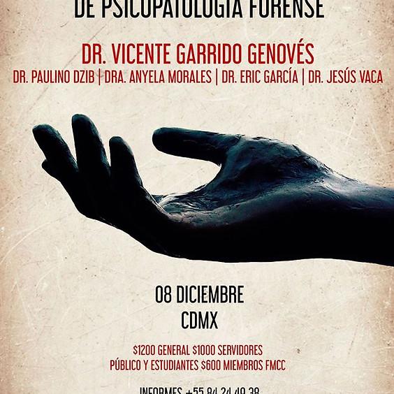 Congreso internacional de psicopatología forense
