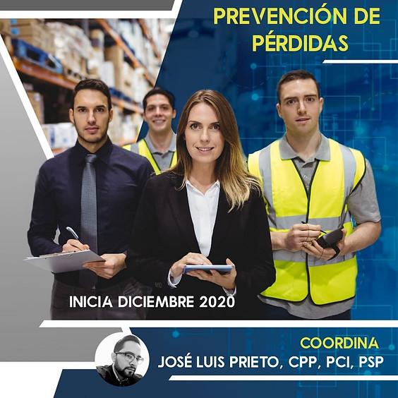 Diplomado: Criminología corporativa: seguridad patrimonial y prevención de pérdidas