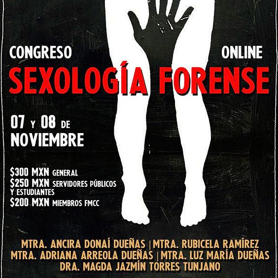 Congreso internacional online de Sexología forense