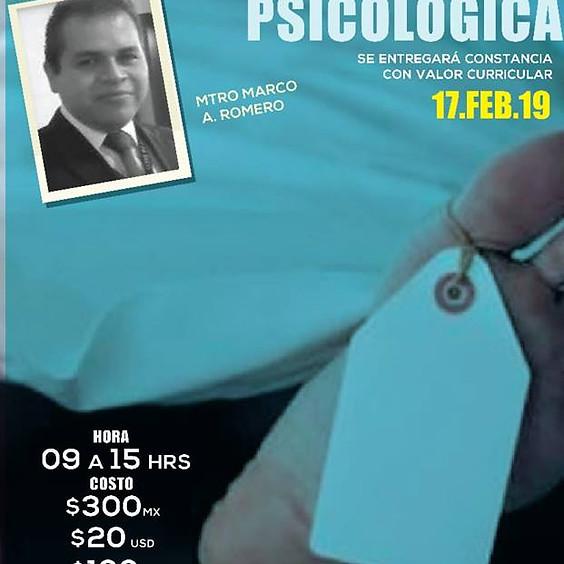 """Autopsia Psicológica"" online"