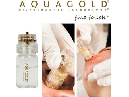 New Service! AquaGold Mini-botox Facial in Winston-Salem