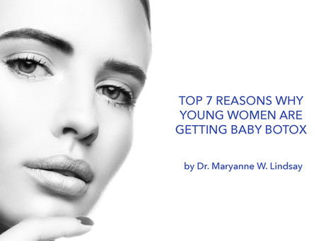 Here are 7 Reasons Why Women are Getting Baby Botox® in Winston Salem