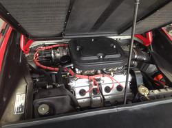 Original dry sump motor