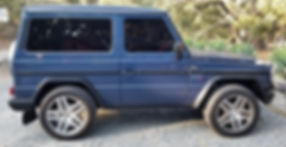 1990 Mercedes 300GE Blue1.jpg