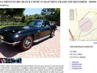 '66 Corvette BB Coupe