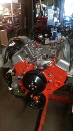 1963 Corvette Fuelie Motor #2